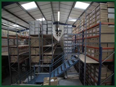 The Archive Centre Ltd, Buckinghamshire's Paper Document Storage and Management Company