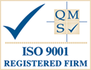 The Archive Centre Ltd is a ISO 9001 registered company