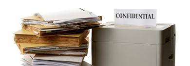 Secure Paper Shredding by The Archive Centre Ltd Aylesbury